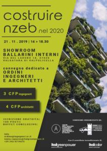 costruire NZEB nel 2020 - convegno italcalor
